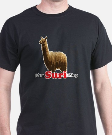 It's a Suri (Alpaca) Thing T-Shirt