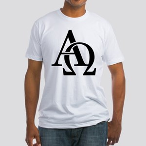 Alpha Omega Fitted T-Shirt