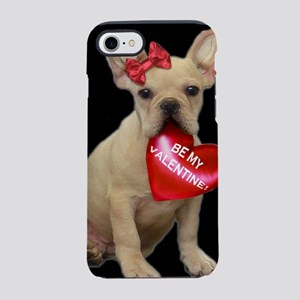 french bulldog valentines iPhone 8/7 Tough Case