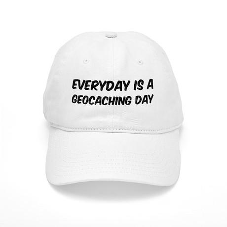 Geocaching everyday Cap
