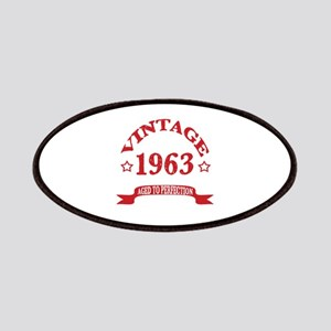 Vintage 1963 Aged To Perfection Patch
