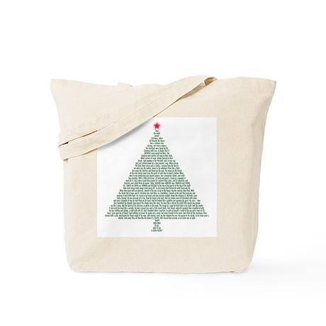'twas Tote Bag