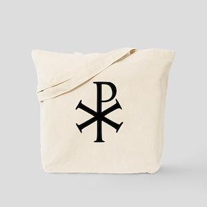 Chirho Tote Bag