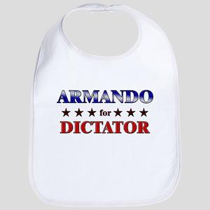 ARMANDO for dictator Bib
