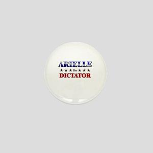 ARIELLE for dictator Mini Button