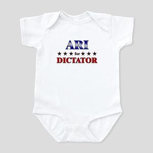 ARI for dictator Infant Bodysuit