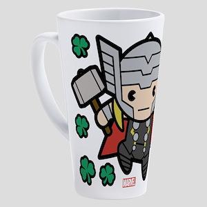 Thor Clovers 17 oz Latte Mug