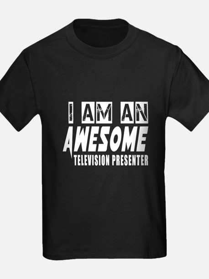 I Am Television presenter T