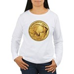 Gold Buffalo Women's Long Sleeve T-Shirt