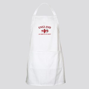 English Flag BBQ Apron