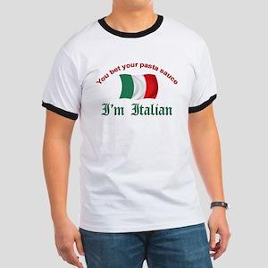 Italian Pasta Sauce Ringer T