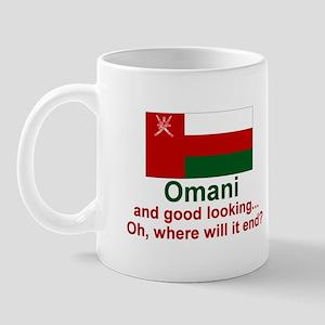 Omani - Good Looking Mug