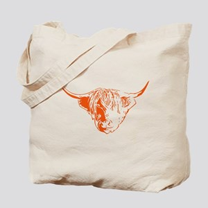 Scottish Ginger Highland Cow Tote Bag 3b731306dee45