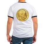Gold Indian Head Ringer T