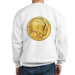 Gold Indian Head Sweatshirt