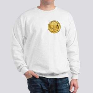 Gold Indian Head Sweatshirt