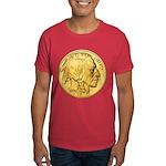 Gold Indian Head Dark T-Shirt