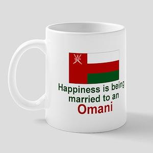 Omani-Happily Married Mug