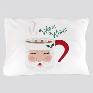 Warm Wishes Pillow Case