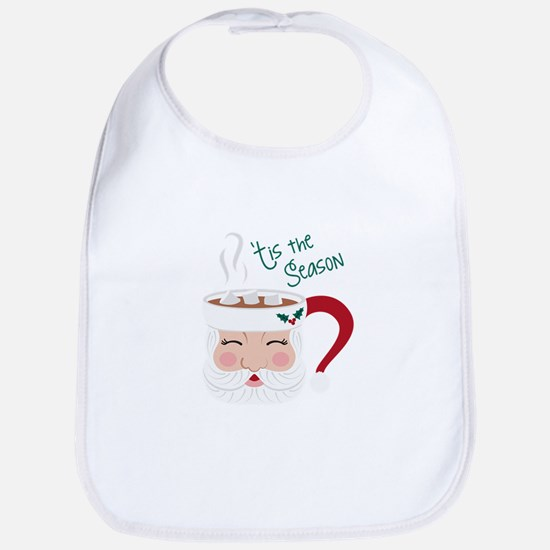 Tis The Season Bib
