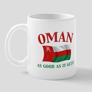 Omani Flag Mug
