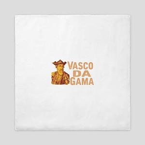 Vasco Da Gama Queen Duvet