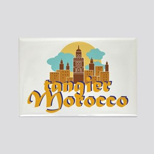 Tangier Morocco Magnets