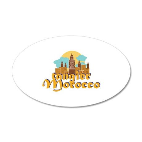 Tangier Morocco Wall Decal  sc 1 st  CafePress & Moroccan Wall Decals - CafePress