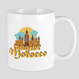 Tangier Morocco Mugs