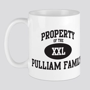 Property of Pulliam Family Mug