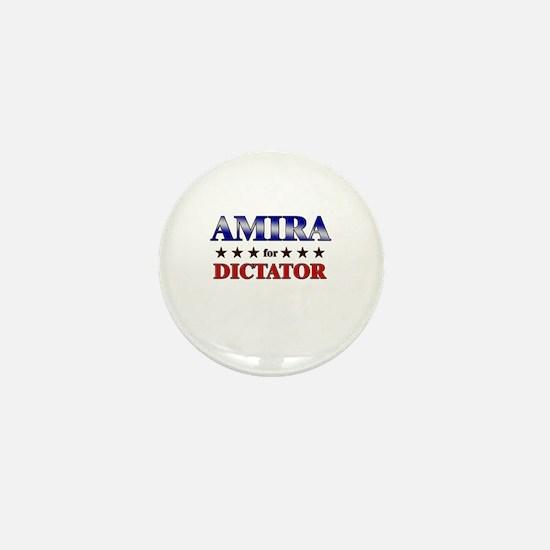AMIRA for dictator Mini Button