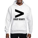 Greater Than Great Debate Sweatshirt