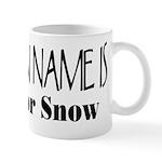 My Indian Name - Prays for Snow Mug