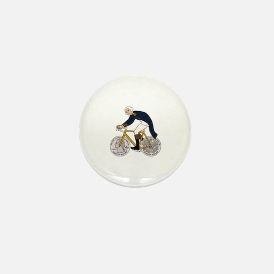Cute George Mini Button