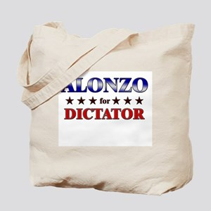 ALONZO for dictator Tote Bag