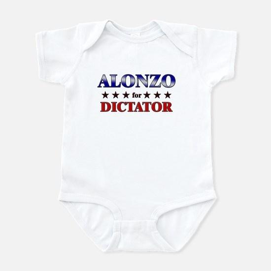 ALONZO for dictator Infant Bodysuit