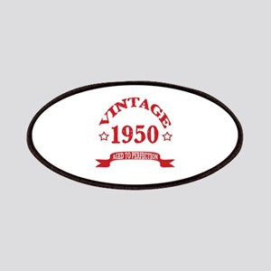 Vintage 1950 Aged To Perfection Patch