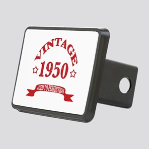 Vintage 1950 Aged To Perfe Rectangular Hitch Cover