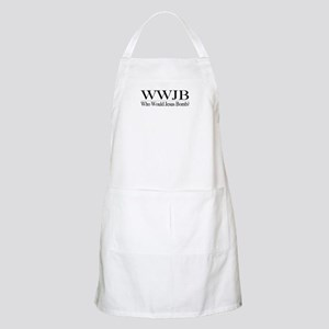 Who Would Jesus Bomb BBQ Apron