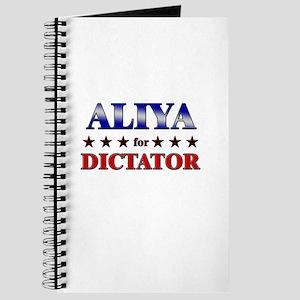 ALIYA for dictator Journal