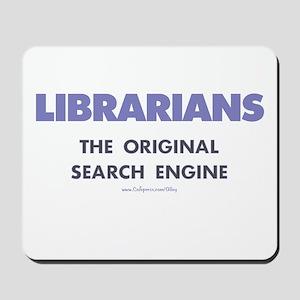 Librarians Mousepad