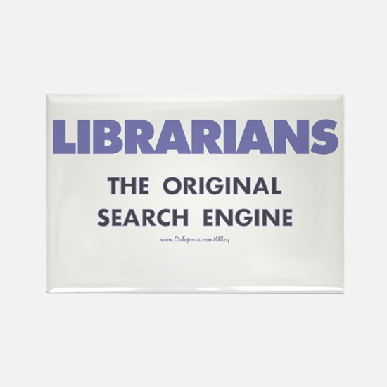 Librarians Rectangle Magnet