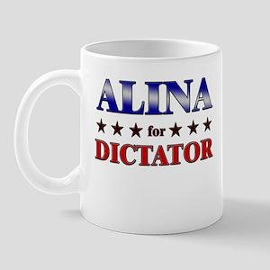 ALINA for dictator Mug
