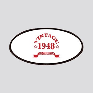 Vintage 1948 Aged To Perfection Patch