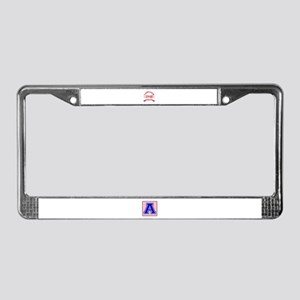 Vintage 1948 Aged To Perfectio License Plate Frame