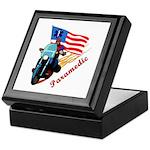 Paramedic Biker Keepsake Box