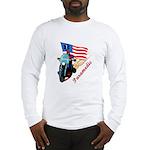 Paramedic Biker Long Sleeve T-Shirt