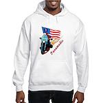 Paramedic Biker Hooded Sweatshirt