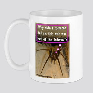 Internet Spider Mug
