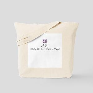 Reiki Universal Life Energy Tote Bag